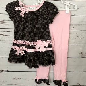 Bonnie Jean Girls Matching Set